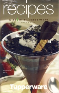 Image for A Taste of Tupperware Volume II