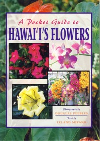 Image for A Pocket Guide to Hawaii's Flowers