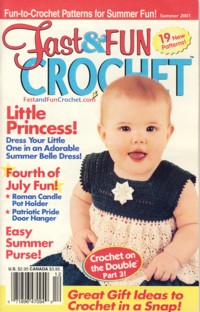 Image for Fast & Fun Crochet Summer 2001