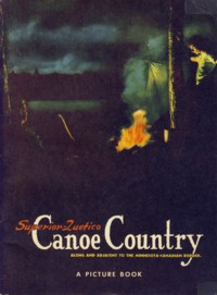Image for Superior-Quetico Canoe Country Along and Adjacent to the Minnesota-Canadian Border A Picture Book