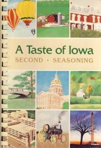 Image for A Taste of Iowa Second Seasoning