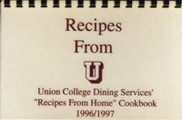 Image for Recipes from U 1996/1997
