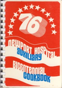 Image for 76 Newport Hospital Auxiliary Bicentennial Cookbook