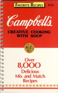 Image for Campbell's Creative Cooking with Soup