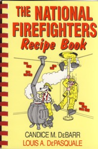 Image for The National Firefighters Recipe Book