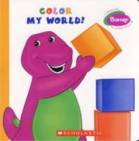 Image for Color My World