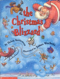 Image for The Christmas Blizzard