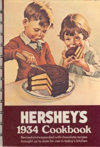Image for Hershey's 1934 Cookbook