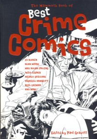 Image for The Mammoth Book of Best Crime Comics