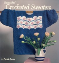 Image for Beautiful Crocheted Sweaters