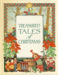 Image for Treasured Tales of Christmas