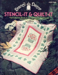 Image for Stencil-It & Quilt-It #7637