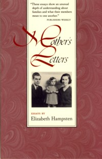 Image for Mother's Letters: Essays