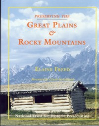 Image for Preserving the Great Plains and Rocky Mountains