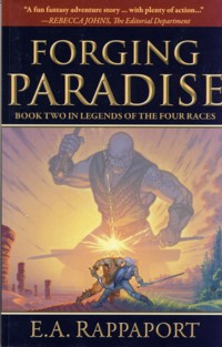 Image for Forging Paradise Book Two in the Legends of the Four Races