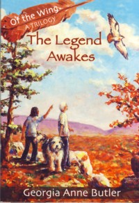 Image for The Legend Awakes: Of the Wing Trilogy