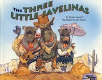 Image for The Three Little Javelinas