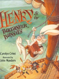Image for Henry And The Buccaneer Bunnies