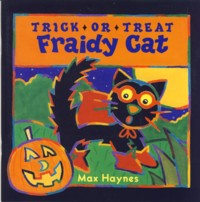Image for Trick-Or-Treat Fraidy Cat