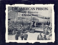 Image for The American Prison: From the Beginning