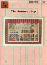 Image for The Antique Shop Storefront Collection: Signature Series