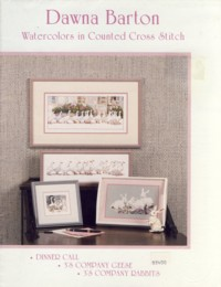 Image for Watercolors in Counted Cross Stitch