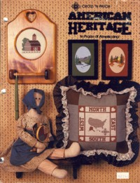 Image for American Heritage in Praise of Americana