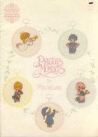 Image for Precious Moments in Miniature Vol. 1 PM-22