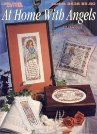 Image for At Home With Angels Leaflet 2638