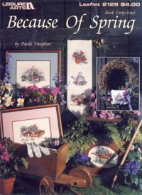 Image for Because of Spring Book Forty-Four