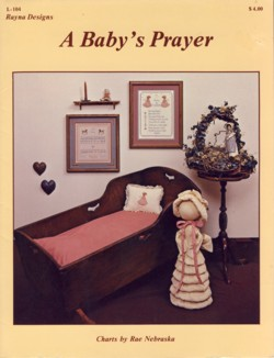 Image for A Baby's Prayer L-104