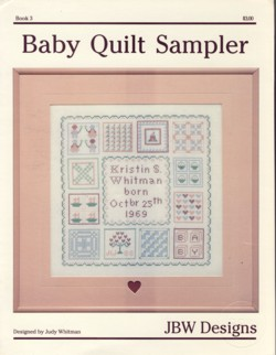 Image for Baby Quilt Sampler Book 3