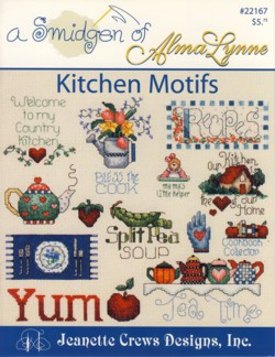 Image for Kitchen Motifs Booklet 22167