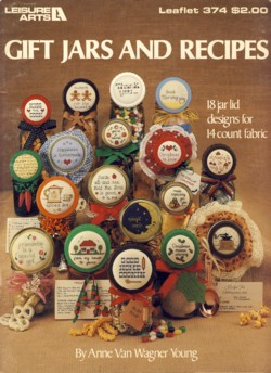 Image for Gift Jars and Recipes Leaflet 374