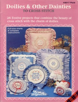 Image for Doilies & Other Dainties to Cross Stitch #8017