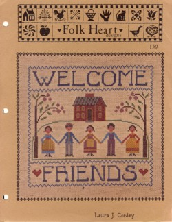 Image for Welcome Friends #005