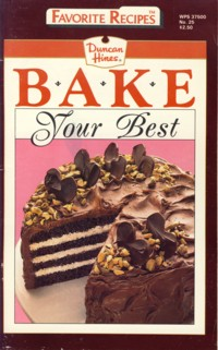 Image for Bake Your Best Duncan Hines