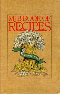 Image for MJB Book of Recipes