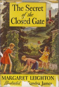 Image for The Secret of the Closed Gate