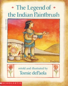 Image for The Legend of the Indian Paintbrush
