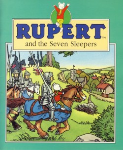 Image for Rupert and the Seven Sleepers