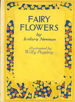 Image for Fairy Flowers: Nature Legends of Fact and Fantasy