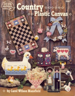 Image for Country Plastic Canvas Leaflet 3047