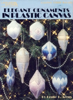 Image for Elegant Ornaments in Plastic Canvas