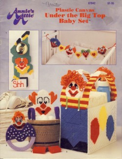 Image for Under the Big Top Baby Set