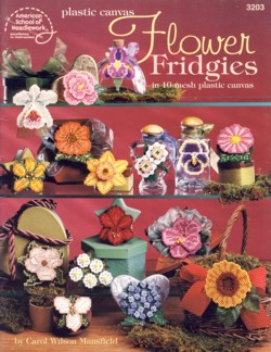 Image for Flower Fridgies Booklet 3203