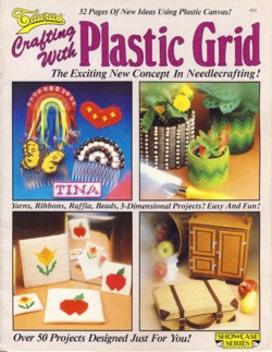 Image for Crafting with Plastic Grid