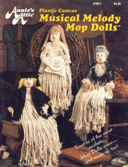 Image for Musical Melody Mop Dolls Book 87M17