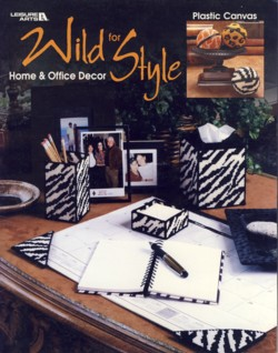 Image for Wild for Style Home & Office Decor Booklet 3410
