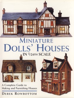 Image for Miniature Dolls' Houses in 1/24th Scale